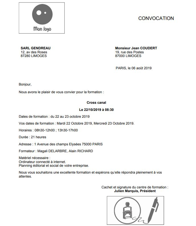 Nouveaux documents Form.dev