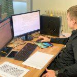 Thomas Formdev au travail
