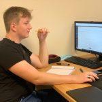 Valentin : travail sur ergonomie Form.dev