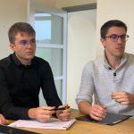 Grégory et Thomas : service développement Form.dev