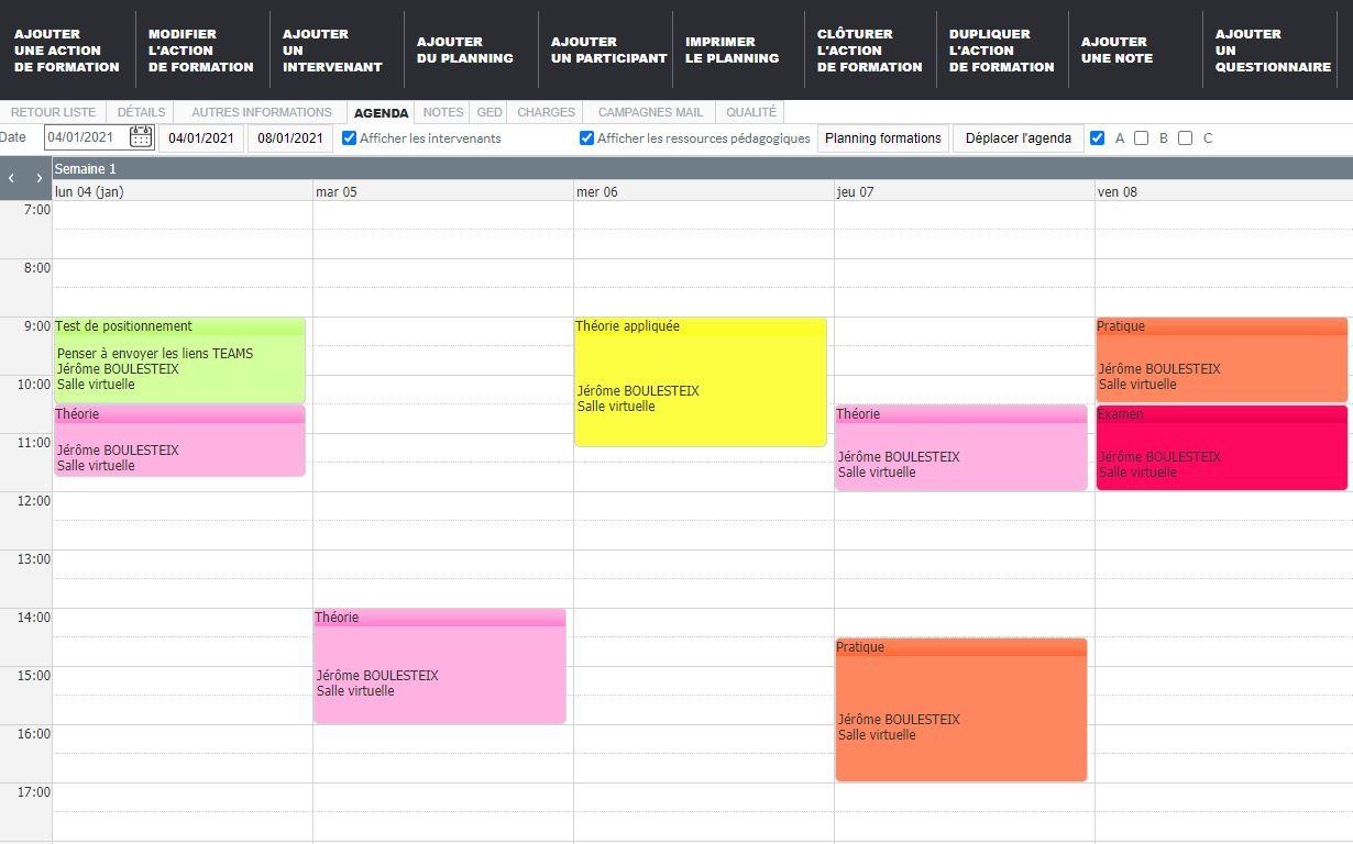 Agenda formation
