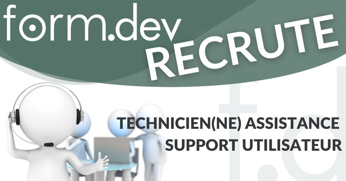 Recrutement technicien assistance